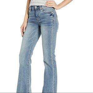 Seven Dojo Vintage Inspired Wide Leg Windsor Jeans